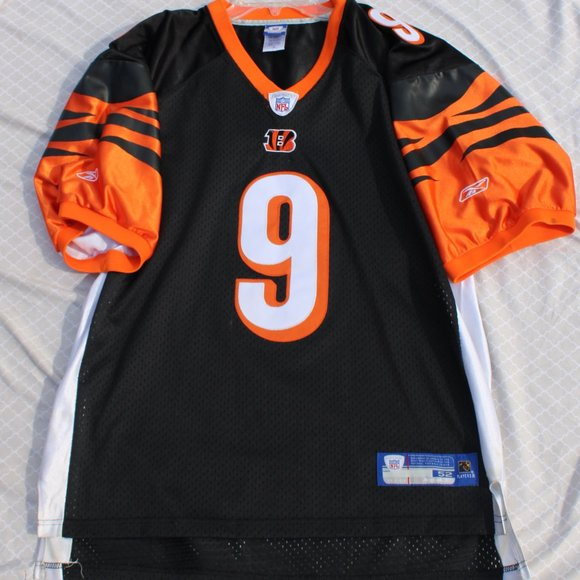 Reebok Carson Palmer Bengals authentic jersey